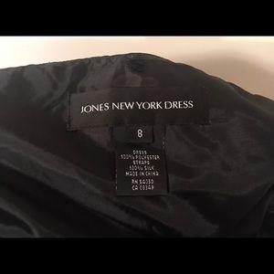 Jones New York Dresses - Jones New York Black Halter Backless Dress Size 8